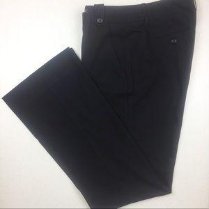 The Limited Drew Fit Black Straight Leg Dress Pant